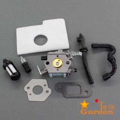 Carburetor For Stihl 017 018 MS170 MS180 Parts Carb Chainsaw Air Fuel Filter - 017 018 Stihl Chainsaw