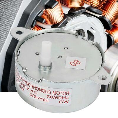 1pc Ac220v 2w Permanent Magnet Synchronous Motor 1.6nm Industrial Control Motor