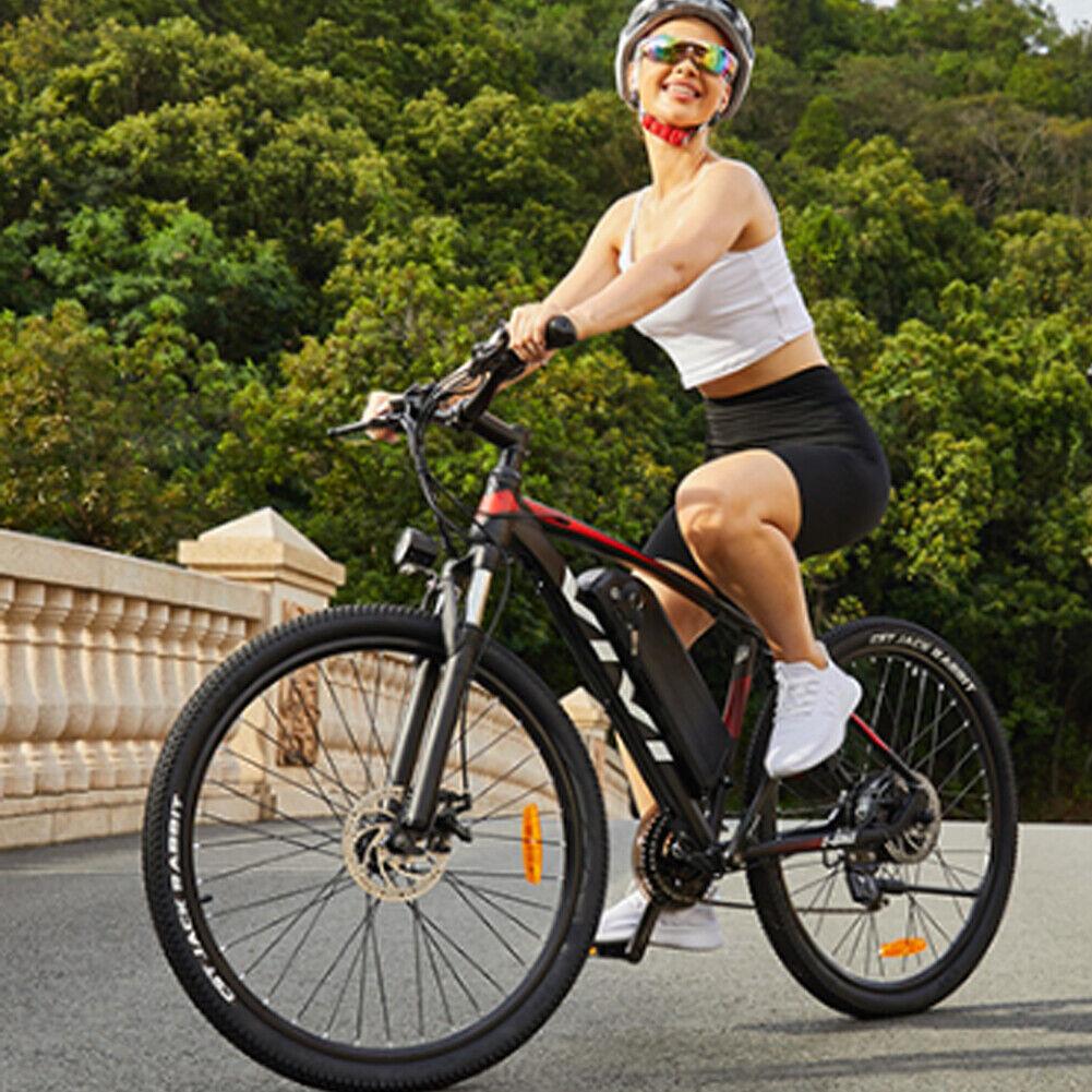 Elektrofahrrad Mountainbike E-bike 27.5 Zoll Ebike 350W Shimano Pedelec 21-Gänge