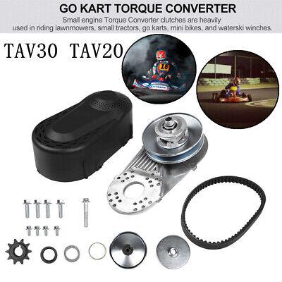 Satz von Go-Kart Drehmoment Konverter Versammlung für TAV30 TAV20 Karting SUPER