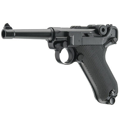 LEGENDS Full Metal P08 Luger Co2 Blowback .177 BB Air Pistol by UMAREX