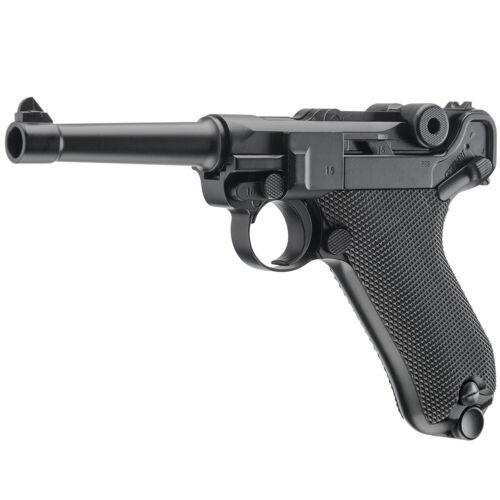 LEGENDS Full Metal P08 Luger Co2 Blowback .177 BB Air Pistol by UMAREX 2251803