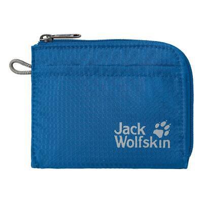 Jack Wolfskin Hombre Kariba Aire Cartera - Azul Eléctrico Nuevo con Etiqueta