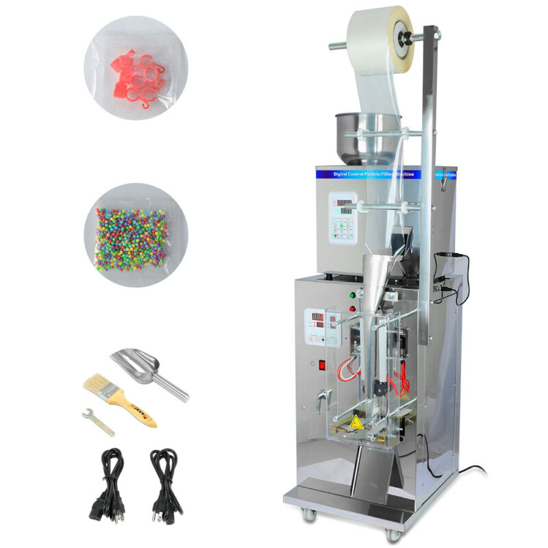 10-20 Bags/Min Automatic Weighing &Packing Filling Particles&Powder Machine 110V