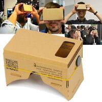 Diy Cardboard Vr Virtual Reality 3d Glass For Iphone Google Smartphone Print Sp - unbranded/generic - ebay.co.uk