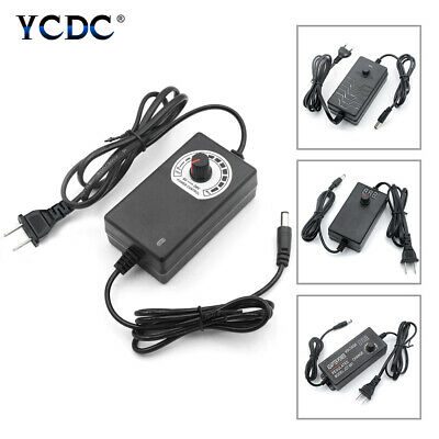 Acdc Power Supply Adapter Adjustable 3-12v 5a 60w9-24v 3a 72w Volt Display 5e