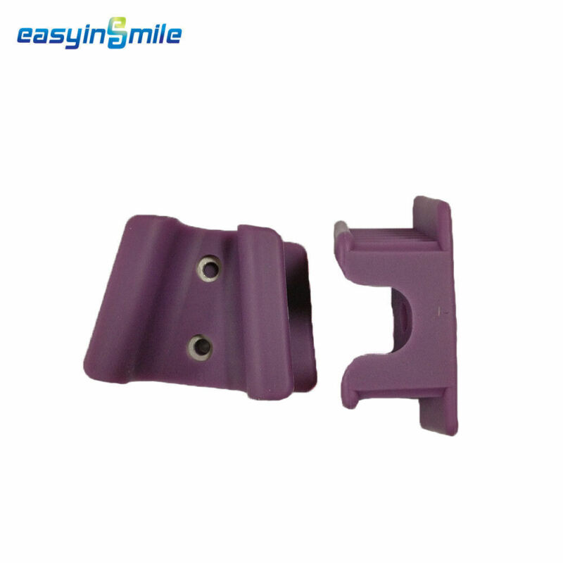2X EASYINSMILE Dental Mouth Prop Silicone Strong Rubber Autoclavable Bite Block