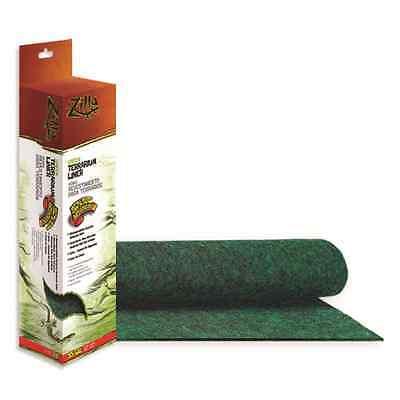 Zilla Green Reptile Terrarium Liner 55 Gal