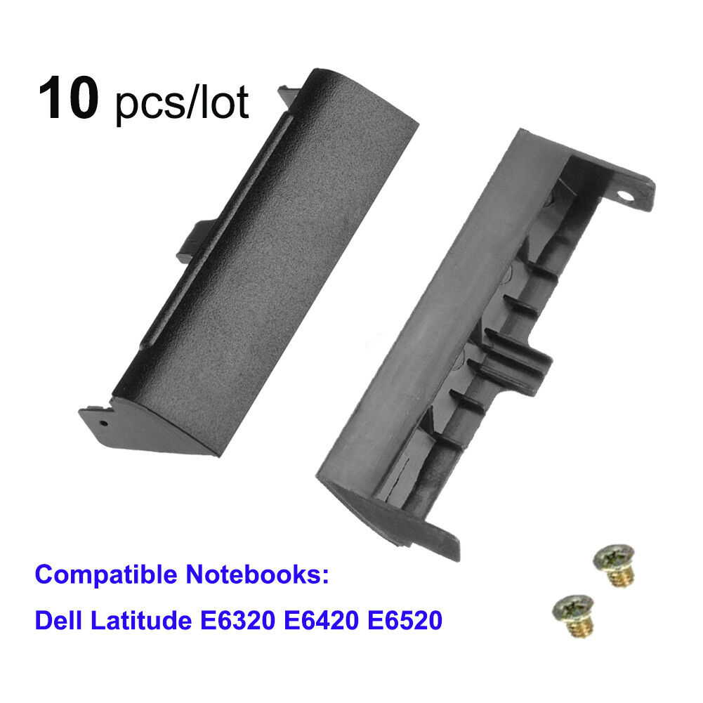 Laptop Hard Drive Caddy Cover with Screw For Dell Latitude E6320 E6420 E6520