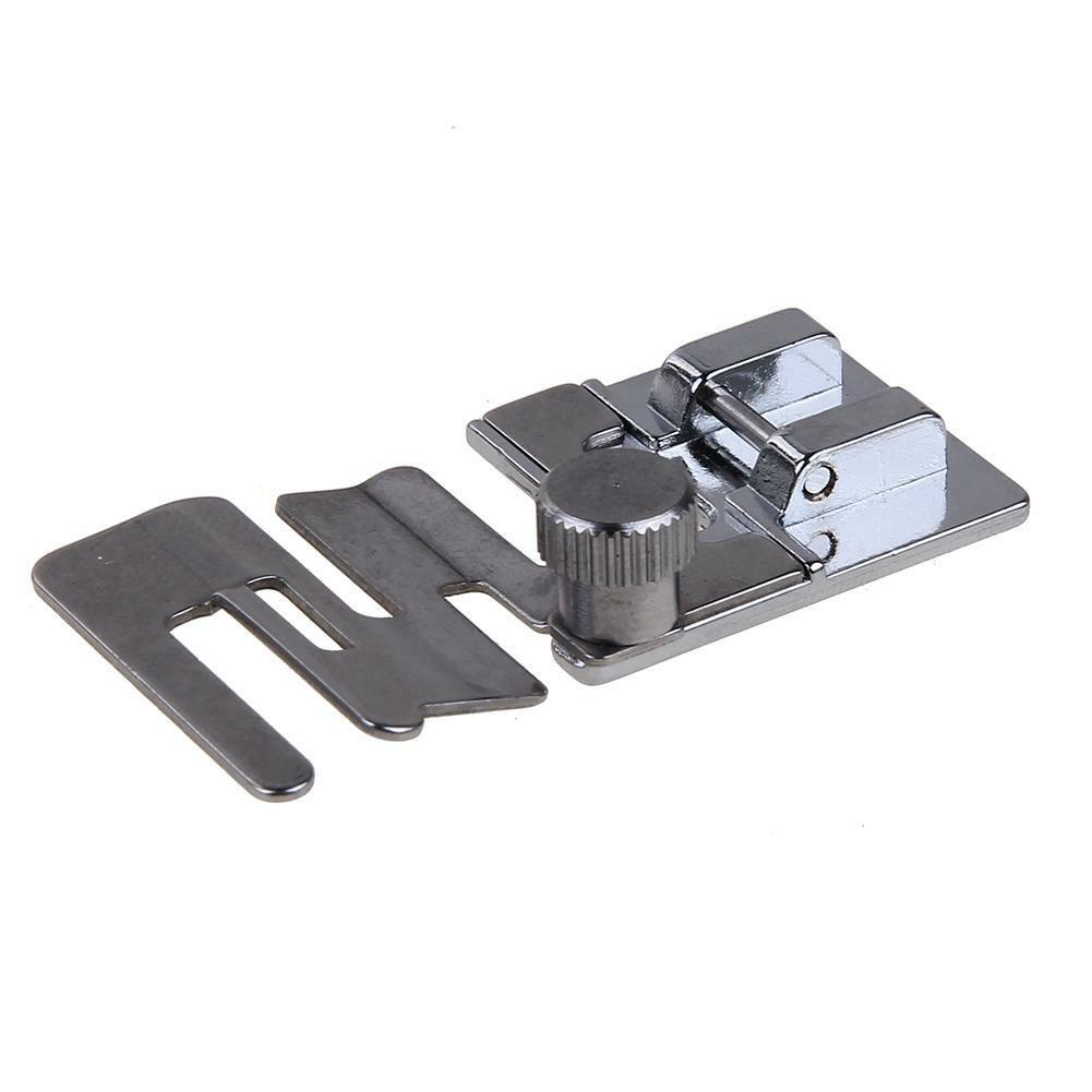 Sewing Machine Presser Foot Elastic Band Stretch Feet For Janome Brother qiu