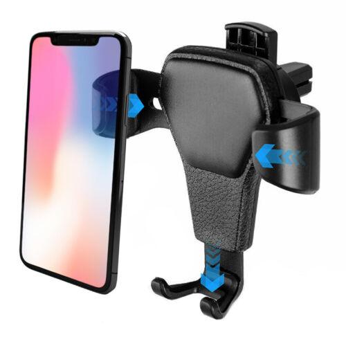 Magnetic Car Phone Mount Air Vent Hook Car Phone Holder Magnetic Air Vent Hook for iPhone 11 Pro Max XS XR X 8 7Plus 6S SE Galaxy S10 S10e S9 S8 Note9 Note8 Mini Tablet Phones by SSLJYFACTORY