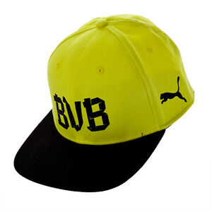 BVB 09 Borussia Dortmund Kappe Kloppo Cap Puma 744162-02 Basecap neu