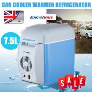 Mini 7.5L Car Freezer Fridge Travel Camping 12V Motor Refrigerator Cooler Warmer
