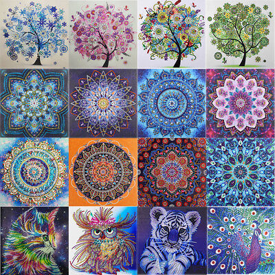 Special Shaped Diamond Painting Tree Cross Stitch Embroidery (Diamond Shaped)