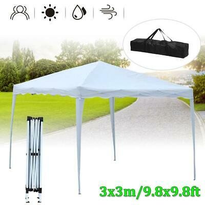 Waterproof Canopy Tent 10 x 10 FT Pop Up Shelter Outdoor Party Patio Gazebo