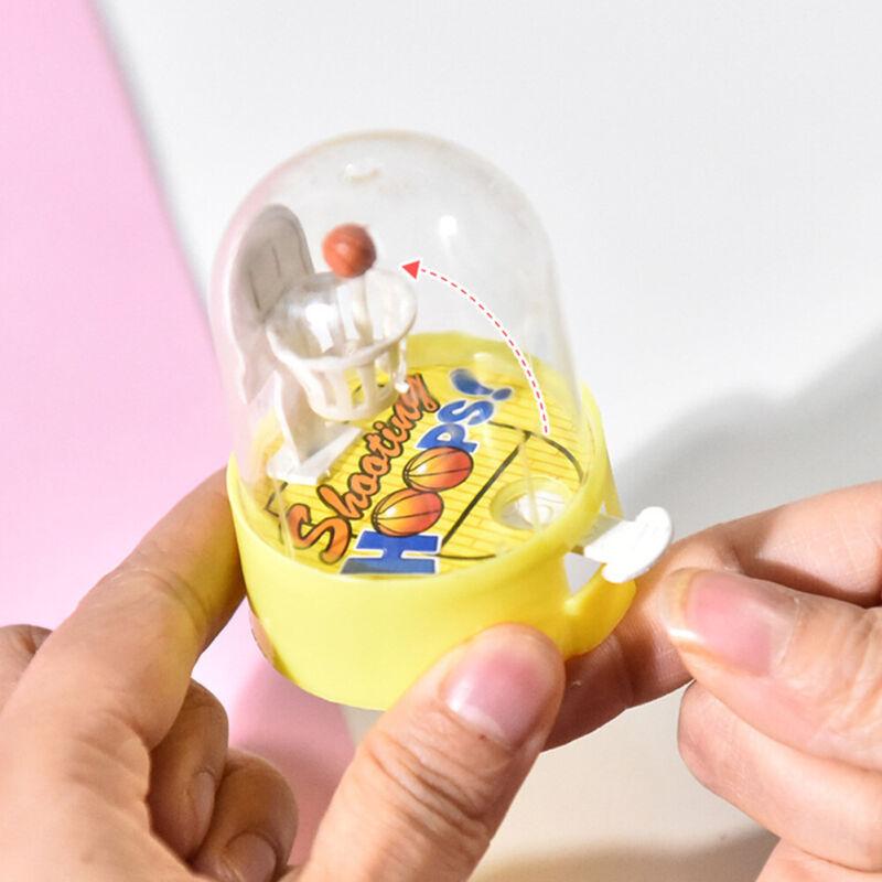 Developmental Basketball Machine Stress Relief Player Handheld Kids Adults Toys>