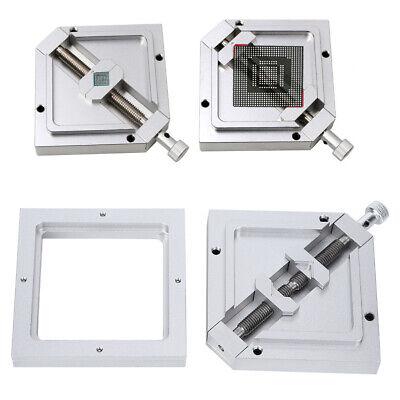 Bga Reballing Station Diagonal Stencil Solder Aluminum Alloy Rework Kit Ht90