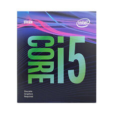 Intel Core i5-9400F 6-Cores 2.9 GHz (4.1GHz Max Turbo) Processor BX80684I59400F