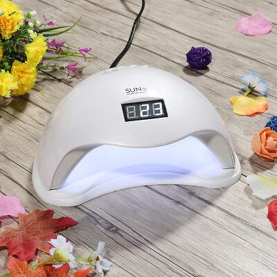 SUNUV SUN5 48W Nail Lamp UV Lamp Nail Dryer for UV LED Gel Polish Nail Machine