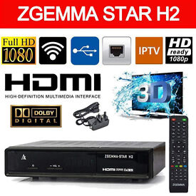 ZGemma Satellite & Cable boxes - NEW, TRUSTED & AUTHORISED SELLER - PRICES/MODELS IN DESCRIPTION