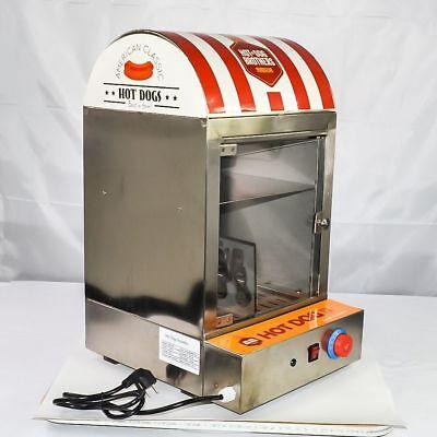 Commercial Electric Hot Dog Steamer Warmer Machine 110v220v Available