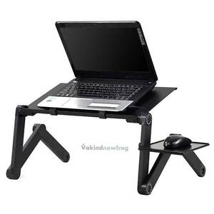 99% new lap top table with cooling fan Parramatta Parramatta Area Preview