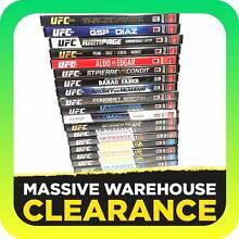 UFC DVD Movies Tullamarine Hume Area Preview