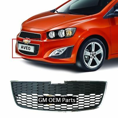 1Pcs New OEM Front Radiator Center Grille Grill For Chevrolet Malibu 2013-14