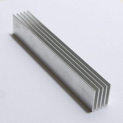 10pcs Alu Kühlkörper Kühler Cooling Fin 36mm x 20mm x 11mm Leistungstransistor