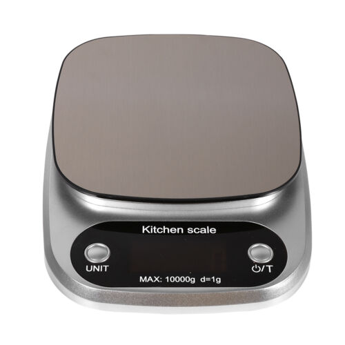 10kg/g Digital Mini Kitchen Food Scale Weighting Electronic Pocket Balance BY