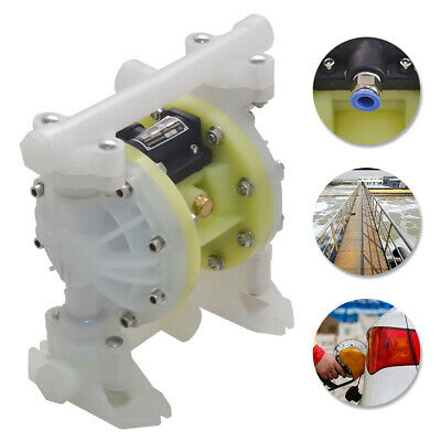 Used High Quality Double Diaphragm Air Poly Pump Double Diaphragm Air Poly Pump