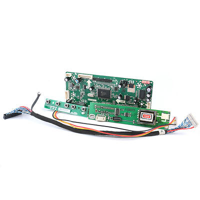 M.NT68676.2A HDMI+DVI+VGA+Audio LCD/LED Screen Controller Board Diy Monitor Kit
