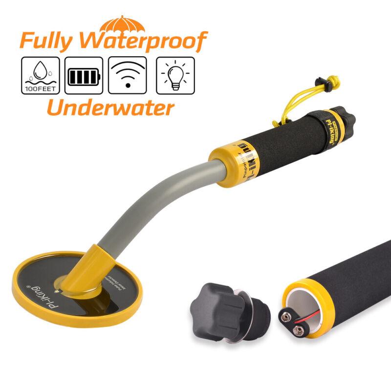 30M Underwater Metal Detector Fully Waterproof Pinpointer Diving Gold Hunting