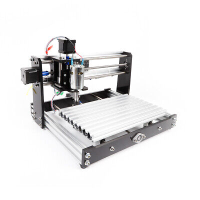 3 Axis Cnc Router Engraving Machine Pvc Carving Milling Wood Usb 12w 42 Type New