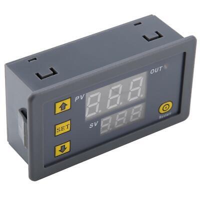 W3230 Led Digital Thermostat Heat Cool Controller Temperature Alarm Sensor Meter