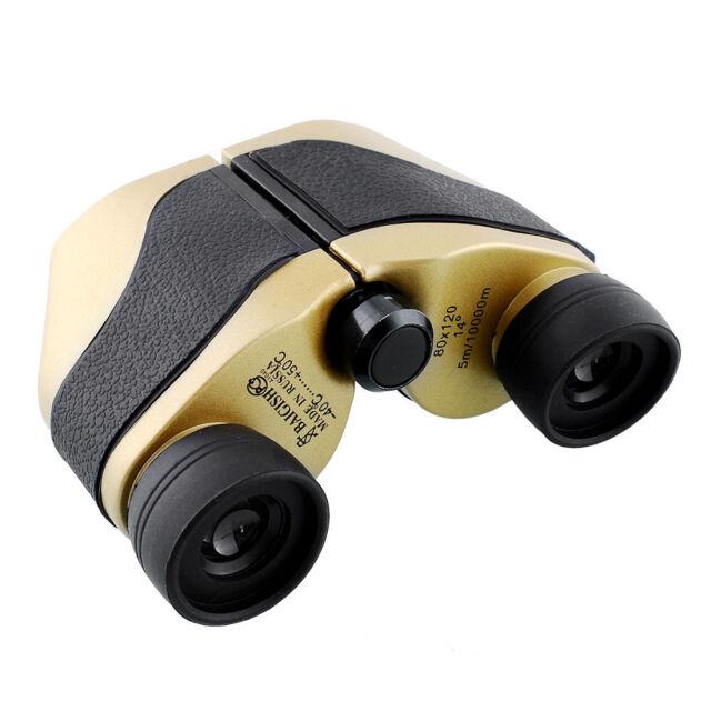 2015 Outdoor Sports Travel 80 x 120 Zoom Folding Day&Night Vision Binoculars