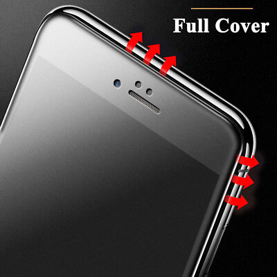 Full Coverage 5D Anti-Glare Matte Screen Protector for iPhone 8 Plus XS XR Film Iphone Anti Glare Screen Protector