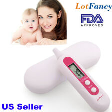Electronic Digital LED Medical Fever Infrared IR Ear Thermometer Baby Adult