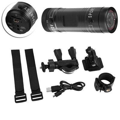 Mini F9 HD 1080P Sport Kamera Fahrrad Motorrad Helm Recorder DV Kamera DVR HOME+