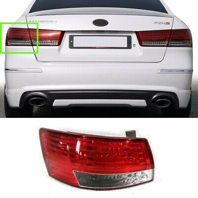 OEM Parts Outside Rear Combi Tail Lamp LH For 2009-2010 Sonata