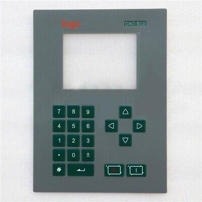 Cnc Machine Membrane Keypad Button Film Dac360 Dac-360 For Delem