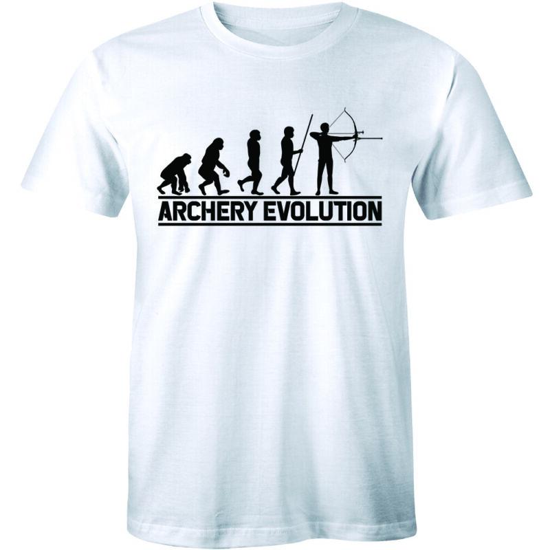 Archery Evolution Funny Archer