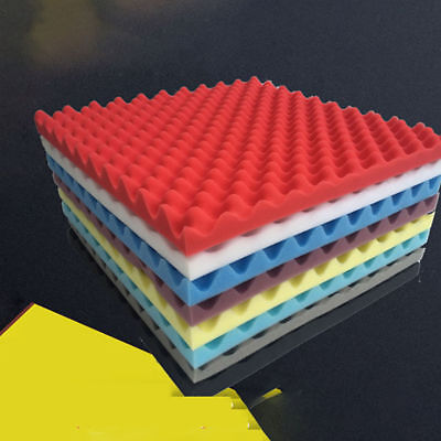 Absorption Panels (Sound Proofing Foam Acoustic Wedge Studio Panel Board Absorption Sponge)