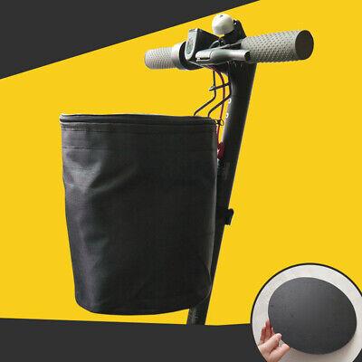 Impermeable Plegable Bicicleta Eléctrico Vehículo Frente Oxford Paño Colgante