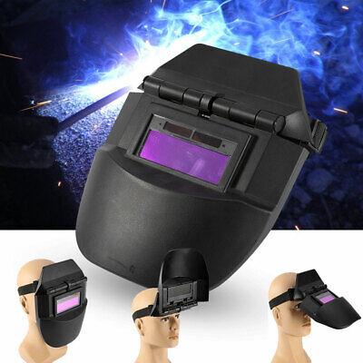 New Professional Solar Welding Helmet Auto Darkening Safety Grinding Welder Mask
