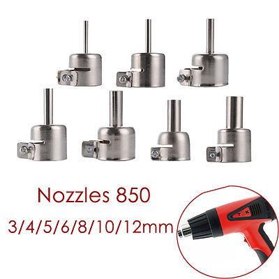 Nozzle 850 Heat Gun Nozzles Heat Guns Hot Air Soldering Station 3-12mm