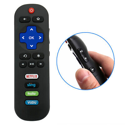 New Replace Remote for TCL TV 65S405 43S405 49S405 55S405 40S3800 55US57 50UP120