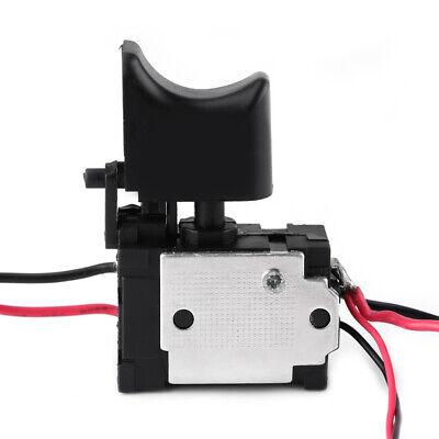 7.2 V - 24 V Taladro inalambrico Control de velocidad Interruptor de disparo