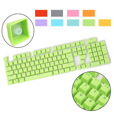 Doubleshot PBT Translucent 104 KeyCap Backlit for Cherry MX Mechanical Keyboard