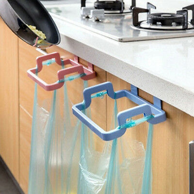 Kitchen Towel Bar Holder Rack Storage Organizer Bathroom Home Hanging Tools 1PC